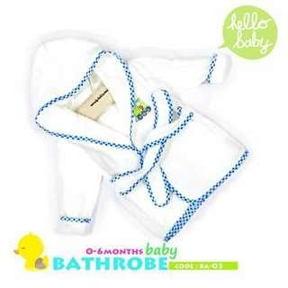 Baby Bathrobe - BA03