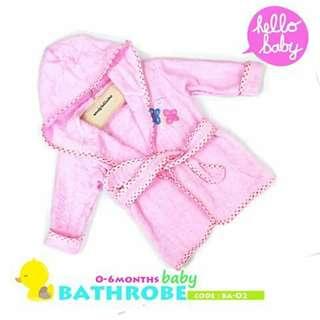 Baby Bathrobe - BA02