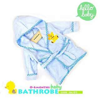 Baby Bathrobe - BA01