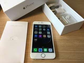 iPhone 6 64GB Gold Unlocked via gpp lte