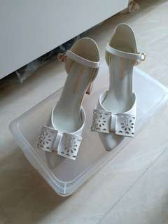 High heel shoes for Summer wear