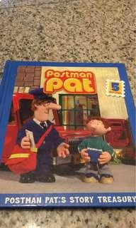 Postman Pat treasury