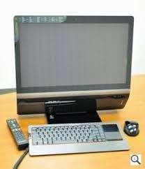 Big Screen Lenovo Home Theatre 21.5' Computer