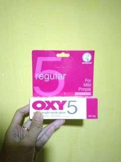 obat jerawat oxy 5 pink 25gr