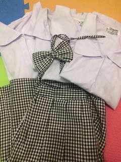 School Uniform - ALL IN (St. Paul College of Paranaque)