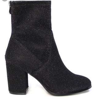 Princess Polly Black Boots