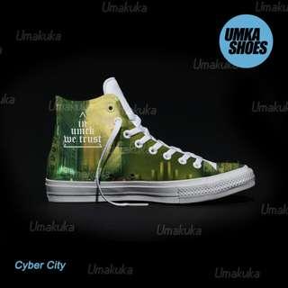 Sepatu sneaker Printing 3d - Cybercity