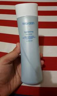 Preloved Wardah Lightening Face Toner 75%