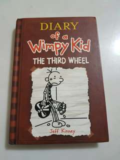 Diary of a Wimpy Kid:1