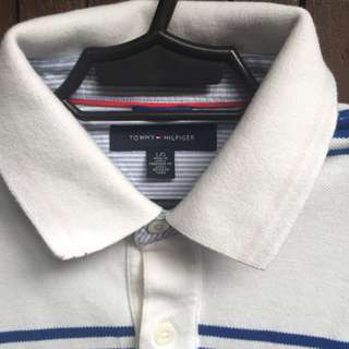 Authentic TOMMY HILFIGER (L)