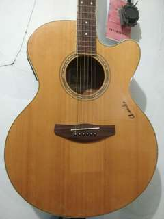 GITAR YAMAHA CPX 500II ORIGINAL NO CUSTOM