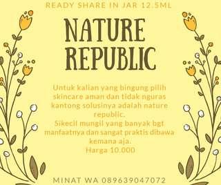 Nature republic kemasan repack 12.5ml