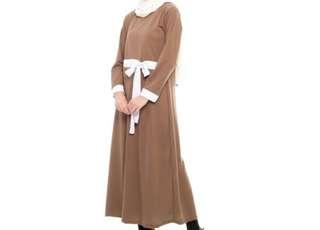 Dress pita putih