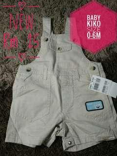 🆕Baby Overall kiko