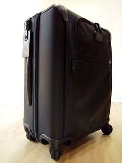 TUMI ALPHA 2 CONTINENTAL 4 Wheeler Carry-On Luggage
