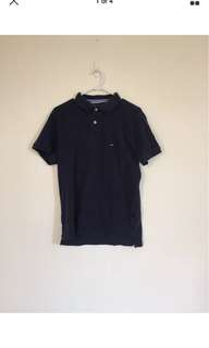 Navy blue Tommy polo