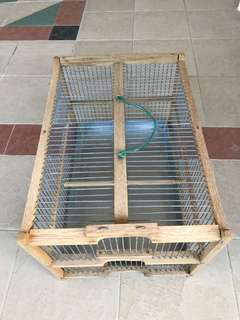 Shama Bathing Cage