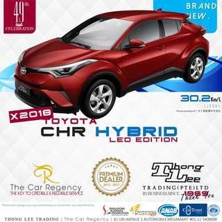 Toyota CHR ( NEW )( SUV )( JDM )  ×TAG CHR C-HR CH-R VEZEL HR-V