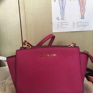 Michael Kors Selma Crossbody/sling Bag