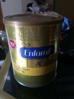 Selling low: enfamil one 0-6months 850gms