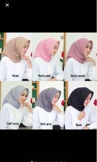 voal square hijab[GRATIS ONGKIR]