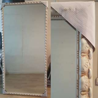FREE DELIVERY N ASSEMBLY FOR LARGE MIRROR