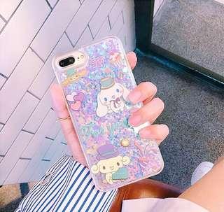 日本直送!Cinnamoroll流沙iPhone case