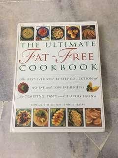 Recipe Book - the Ultimate Fat-Free Cookbook