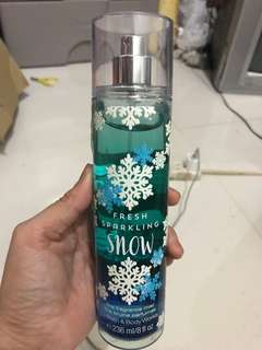 Price Drop!!Brand New Bath and Body Perfume