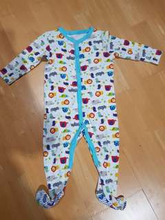 Mothercare Sleepsuit 9-12 mths