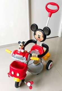 Kids Tricycle (Mickey)