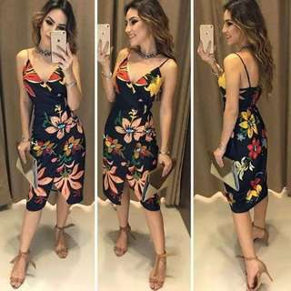 🌼390💋Dress 💫Size: Free size :Fit up to semi L 💫1Color 💫Cotton *ofr