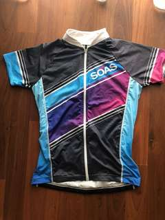 Cycling jersey SOAS triathlon gear