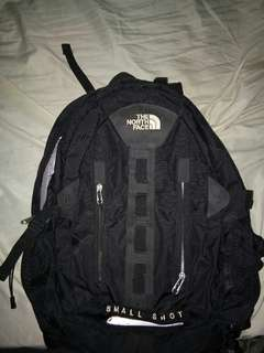 North Face Back Pack Small Shot