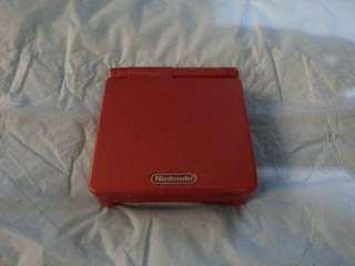 Gameboy advance sp (read first)