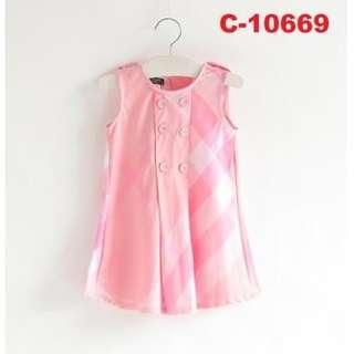 C-10669 : Baby Kids Dress