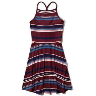 Hollister Must-have Knit Skater Dress