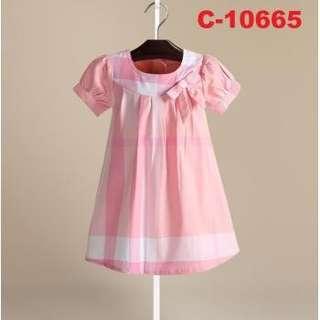 C-10665 : Baby Kids Dress