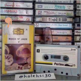 Kaset Rock N Jazz