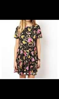 BN ASOS Vintage floral dress