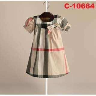 C-10664 : Baby Kids Girl Dress
