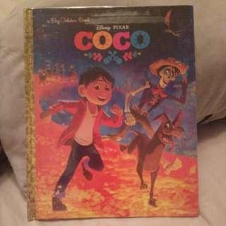 Coco - a Big Golden Book