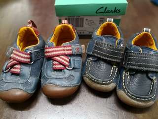 Clarks Kids Shoes 2y