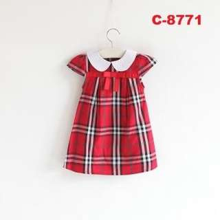 C-8771 : Baby Kids Girl Dress