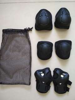 Elbow and knee guards for kids
