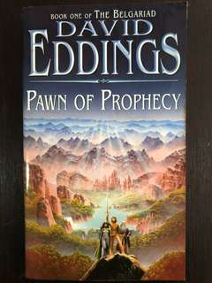 Pawn of Prophecy (The Belgariad) - David Eddings (fantasy)
