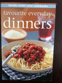 Cook Book - Everyday dinner recipes