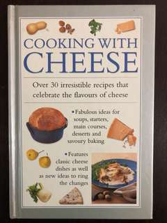 Recipe Book - Cooking with cheese