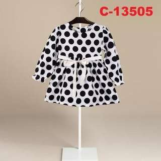 C-13505 : Baby Kids Girl Dress