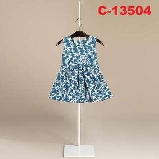C-13504 : Baby Kids Girls Dress
